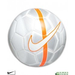 Balon Futbol Nike MERCURIAL FADE Blanco-Naranja SC3023-100 personalizar