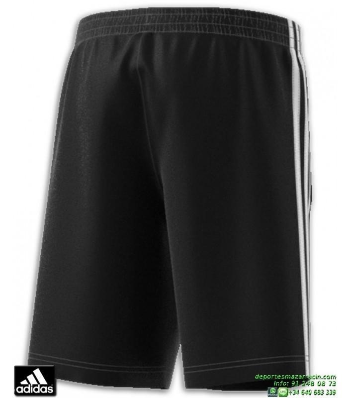 Short Bq2828 3s Lite Adidas Junior Wv Negro Clima Yb Pantalon Corto OnP08wk