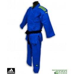 Kimono Judo ADIDAS CONTEST J650 Judogi Azul