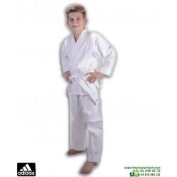 Kimono Karate ADIDAS adiSTART Karategi Entrenamiento K201 Blanco