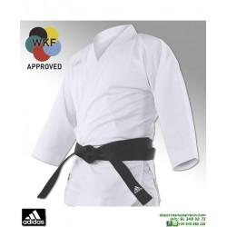 Kimono Karate ADIDAS ADIZERO karategi Kumite WKF ULTRALIGERO Blanco