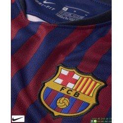 Camiseta Niño FC BARCELONA 2018-2019 1ª Equipacion Oficial Nike futbol 894458-456 Azulgrana