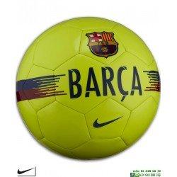 Balon de Futbol FC BARCELONA SUPPORTERS Amarillo Nike