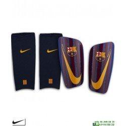 Espinillera BARCELONA Nike MERCURIAL LITE Azulgrana SP2133-455 proteccion espinilla