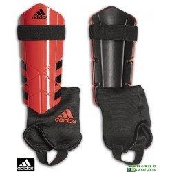 Espinillera ADIDAS GHOST CLUB Rojo-Negro futbol CF2420 tobillera