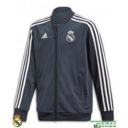 Chaqueta de chandal del REAL MADRID ADIDAS Azul Marino 18-19 CW8635 futbol