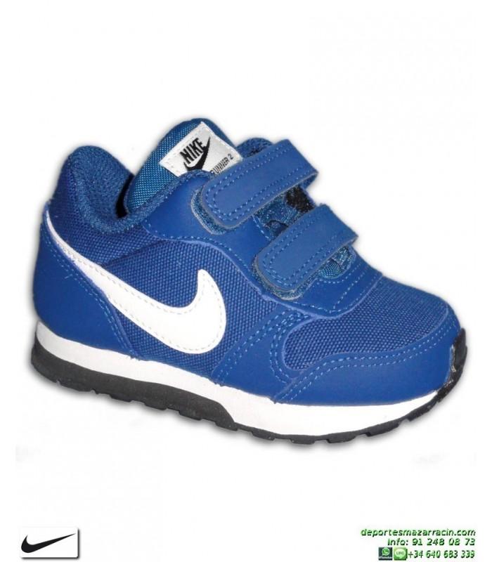 zapatillas nike niños velcro