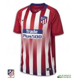 Camiseta Niño ATLETICO MADRID 2018-2019 primera Equipacion Oficial