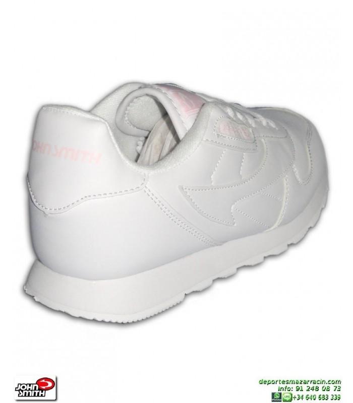 John Smith Mujer: Zapatillas Cresir Rosa   Tienda Oficial