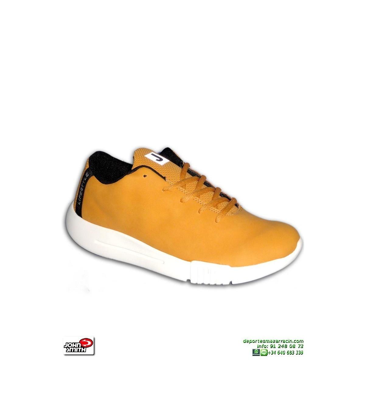 435db98ab17 Sneakers Lifestyle John Smith ATIN Camel Hombre deportiva zapatilla.  Sneakers Lifestyle John Smith ATIN Camel Hombre deportiva zapatilla