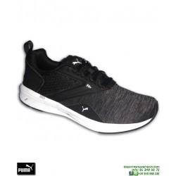 Zapatilla Deporte Puma ENERGY COMET Negro-Gris training Running 190556-06 hombre