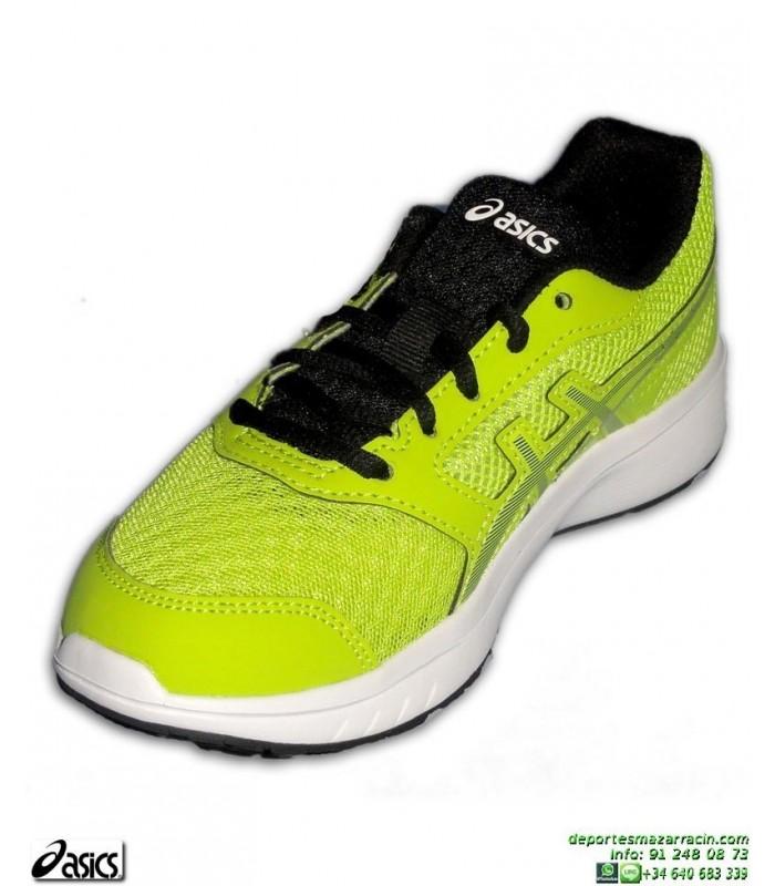 zapatillas running junior asics gel