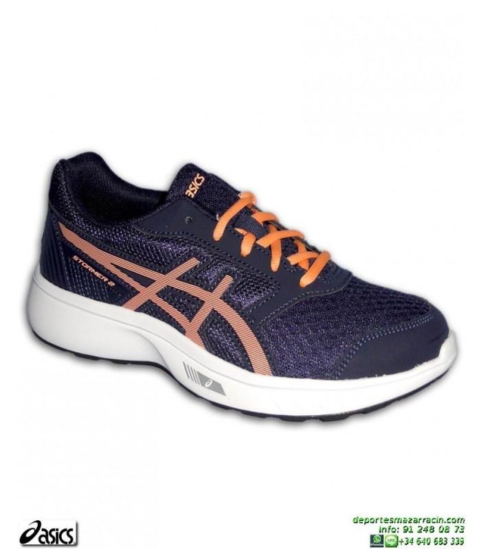 zapatillas asic niña running