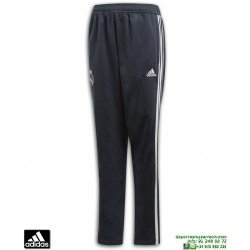 Pantalon de chandal del REAL MADRID ADIDAS Azul Marino 18-19