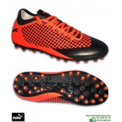 8169a5df023f5 PUMA FUTURE 2.4 Griezmann Naranja Bota Futbol Tacos MG
