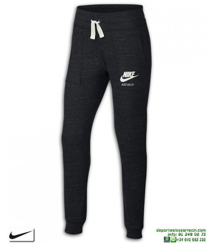 e7e38cc0b Pantalon Chandal NIKE Chica Sportswear Vintage Pants Gris Oscuro