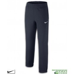 Pantalón Chandal Algodon NIKE TRAINING PANTS Chico Azul Marino