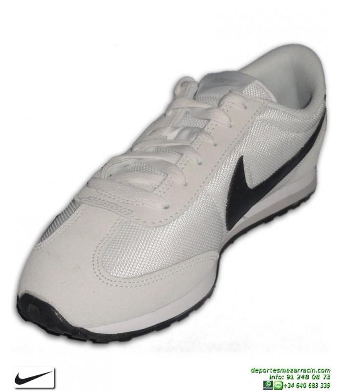 Zapatilla Nike MACH RUNNER Blanco Negro 303992 100