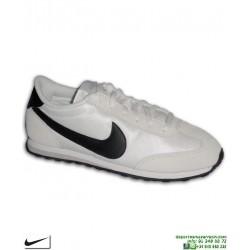 Zapatilla Nike MACH RUNNER Blanco-Negro CORTEZ deportiva sneakers 303992-100