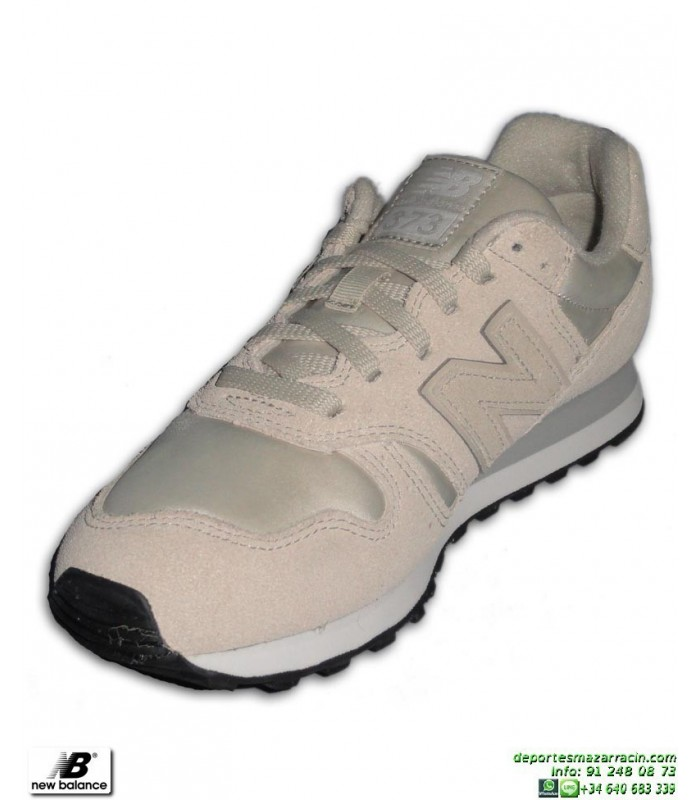 new balance 373 mujer beige