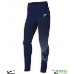 Malla Pantalon Chica NIKE FAVORITES SWSH TIGHT Marino 939449-478