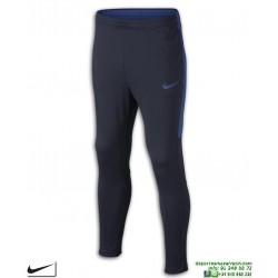 Pantalón Chandal Ajustado NIKE Kids Dry Academy Football Azul Marino-Royal 839365-454