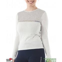Camiseta Manga larga Señora JOHN SMITH LAGUNAR Gris Claro corte ancho