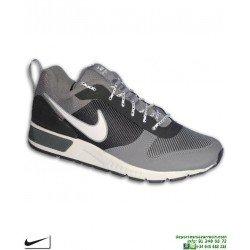 Zapatilla Nike NIGHTGAZER TRAIL Gris Deportiva clasica 916775-006 moda calle sneakers