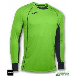 Camiseta Portero JOMA GOALKEEPER PROTEC Verde Manga larga futbol 100447-021