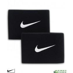 Muñequeras para Guantes de Portero Nike Guard Stay 2 Negro GS0368-420 futbol
