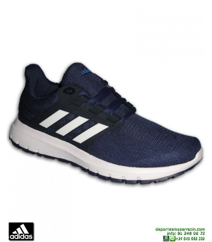 2adidas azul marino hombre zapatillas