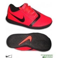Nike PHANTOM VENOM CLUB Niño Roja Zapatilla Futbol Sala AO0399-600 bota junior