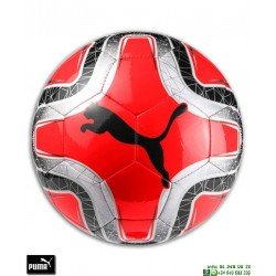 Balon de Futbol PUMA FINAL 6 MS TRAINER Rojo-Negro 082912-09