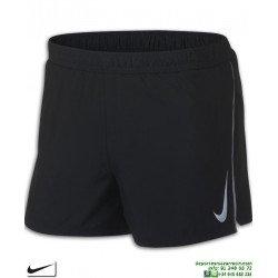 Pantalon Para Correr NIKE FAST Negro-Reflactante 893041-010