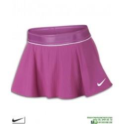 Falda Nike COURT FLOUNCY SKIRT GIRLS Rosa Tenis Padel AR2349-623 mujer chica