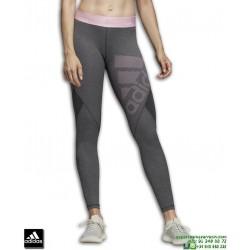 Malla Pantalon Mujer ADIDAS ASK SPR TIGHT Gris-Rosa DT6214