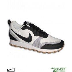 Deportiva Nike MD RUNNER 2 19 Blanco-Negro