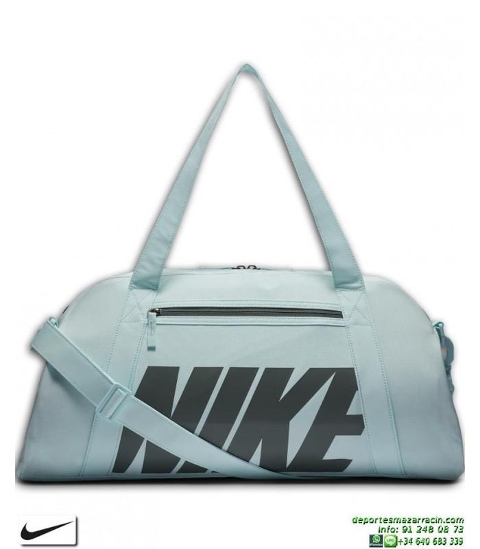 Bolsa de Deporte Mujer Nike Gym Club Azul Celeste BA5490-336 gimnasio 6db269aa9a2e1
