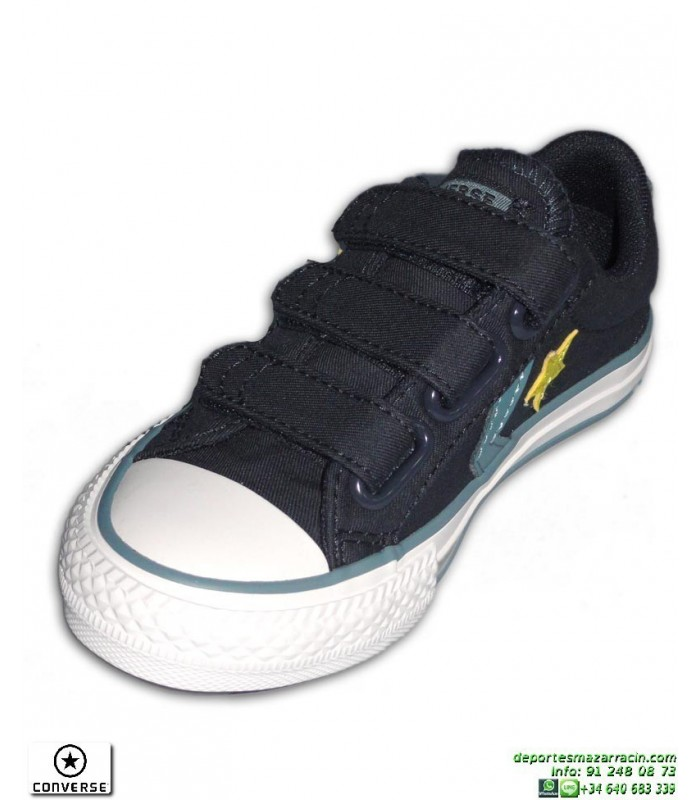 zapatillas niños converse