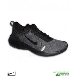 Zapatilla Deporte Nike FLEX EXPERIENCE RN 8 Negra Hombre AJ5900-007 running training