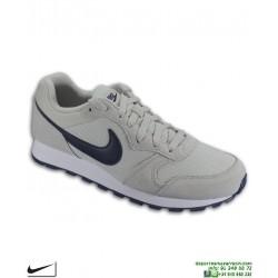 Nike MD RUNNER 2 Zapatilla Color Beige 749794-009 sneakers moda calle