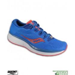 Zapatilla Running Saucony JAZZ 21 Azul Neutra Mixta S20492-36 hombre