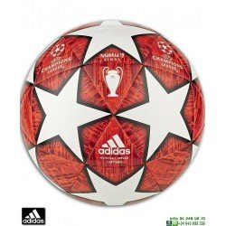 Balon CHAMPIONS LEAGUE 2018-19 ADIDAS FINALE MADRID Blanco-Rojo
