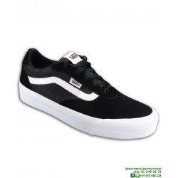promo code 2979d df24c VANS PALOMAR OLD SKOOL Negro-Blanco VN0A3WLDIJU1 zapatilla sneakers