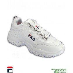 Zapatilla FILA STRADA LOW Blanco disruptor 1010560.1FG shoes