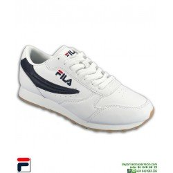Zapatilla Clasica FILA ORBIT LOW Blanca