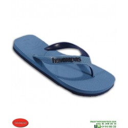Chancla HAVAIANAS CASUAL Azul-Azul Marino Hombre Sandalia 4103276-0157