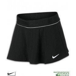 Falda Nike COURT FLOUNCY SKIRT GIRLS Negro Tenis Padel AR2349-010 mujer