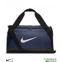 Bolsa Deporte Nike BRASILIA Azul marino Pequeña MALETA BA5335-410 personalizar