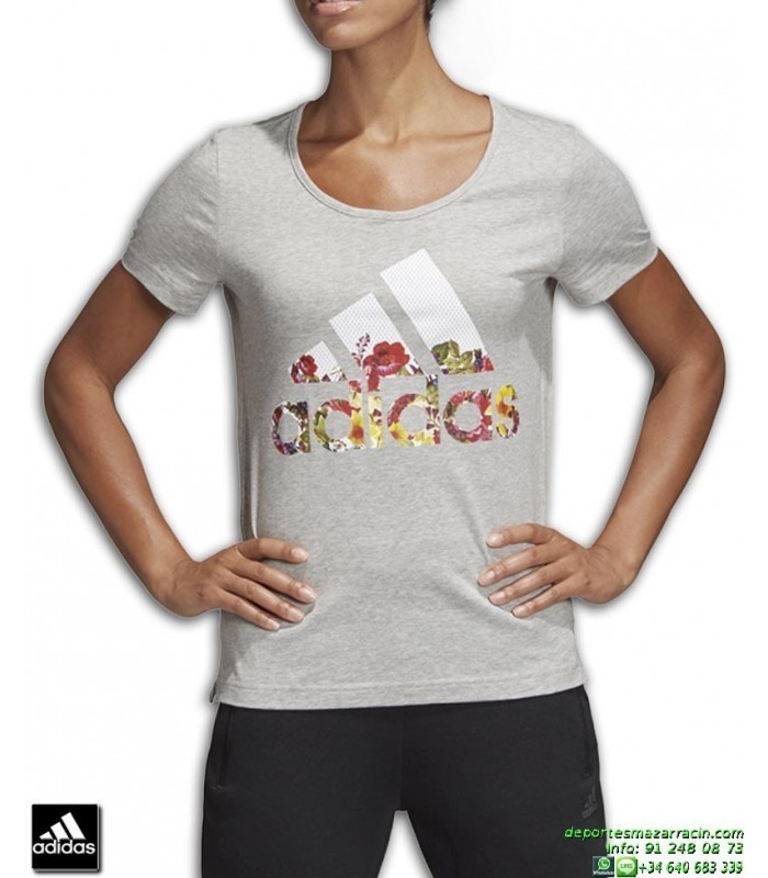 : adidas DV2996 Camiseta deportiva para mujer
